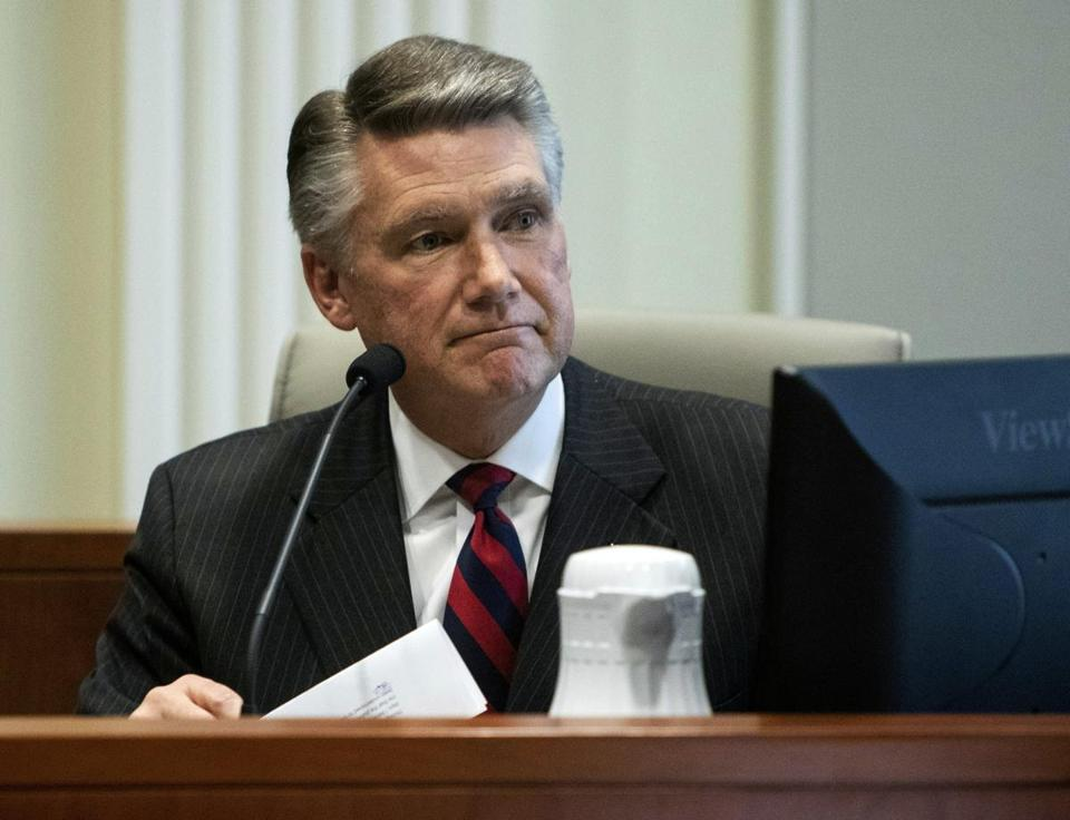 In a statement, Mark Harris said Tuesday he's skipping the upcoming re-do election in North Carolina's Ninth Congressional District for health reasons.