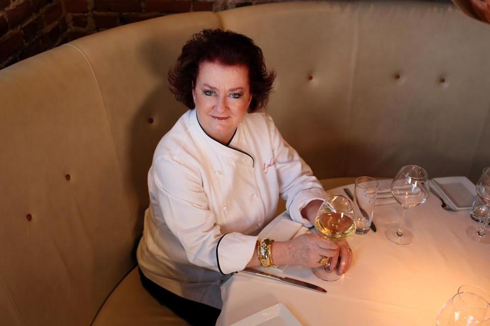 Lydia Shire, the James Beard award-winning chef and pioneer of Boston's culinary scene, has come a long way from her days serving up popcorn at the Strand Theatre.