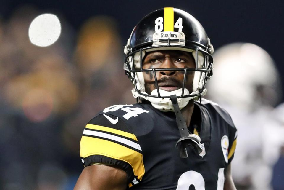 New reports shoot down Antonio Brown to Bills trade