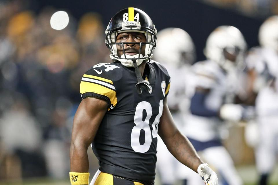 Titans reportedly out of race for WR Antonio Brown