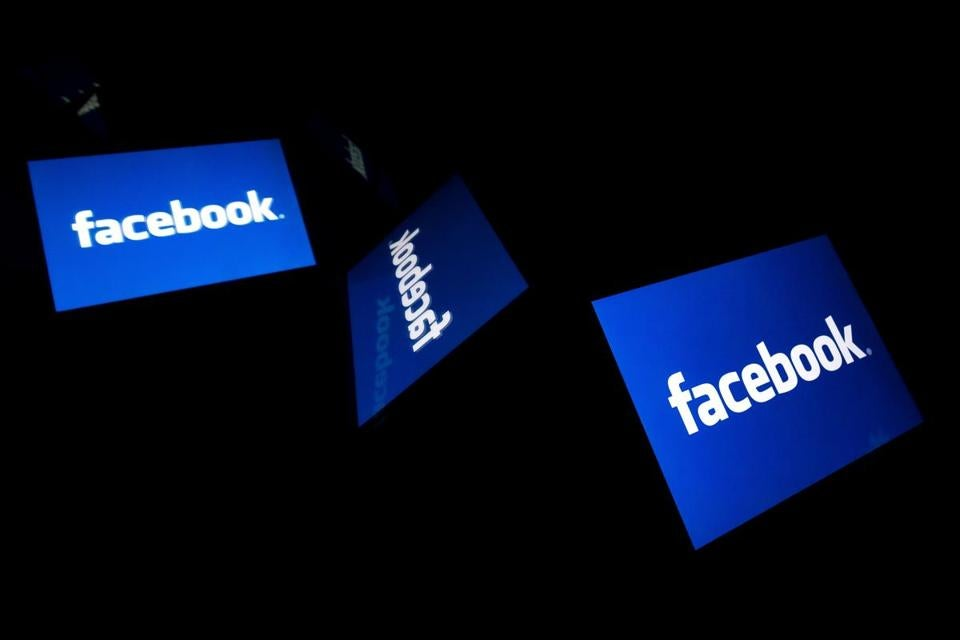 (FILES) This illustration file picture shows the US social media Facebook logo displayed on a tablet in Paris on February 17, 2019. - Facebook's feature allowing users to erase all their data is set to be released this year, many months after it was announced by the leading social network.David Wehner, Facebook's chief financial officer, said in comments February 26, 2019 at a Morgan Stanley technology conference that the company is planning to roll out the feature that was announced last May amid heightened scrutiny over Facebook's privacy. (Photo by Lionel BONAVENTURE / AFP)LIONEL BONAVENTURE/AFP/Getty Images