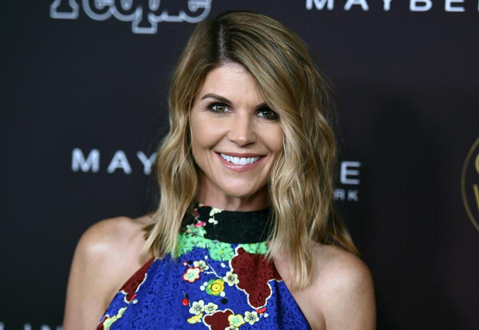 Hallmark Cuts Ties With Lori Loughlin Amid College Cheating Scandal