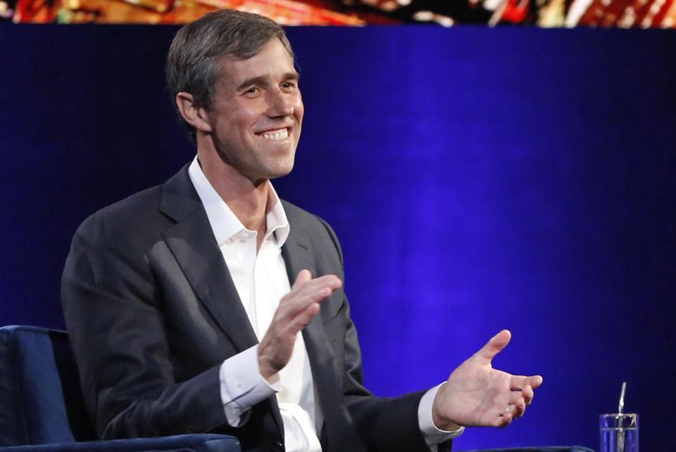 Beto O'Rourke tells Texas TV station he's running for president