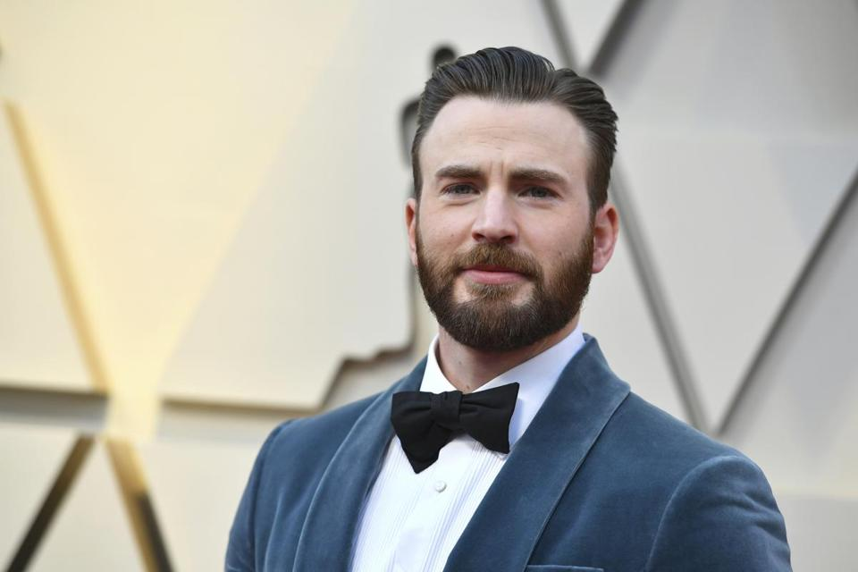 Chris Evans Says Donald Trump Is An