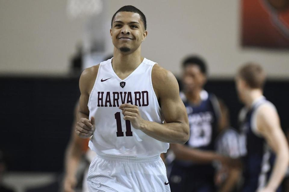 Bryce Aiken's Harvard Crimson are in the NIT for the second straight year