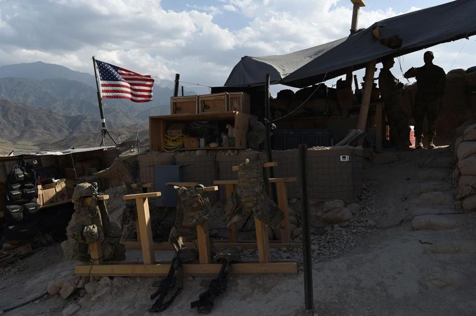 Two US Military Personnel Killed in Afghanistan