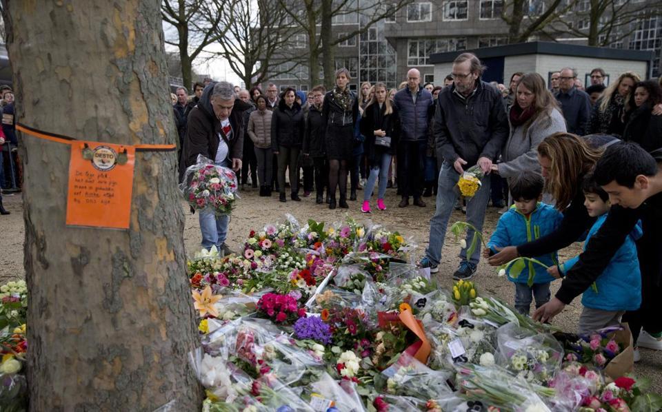 Prosecutors: Suspect confessed to Utrecht tram shooting