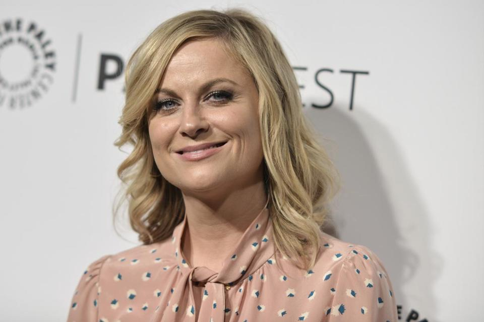 "FILE - This March 18, 2014 file photo shows actress Amy Poehler at Paleyfest 2014 - ""Parks and Recreation,"" in Los Angeles. The Paley Center for Media said Thursday, March 7, 2019, it is launching on-demand streaming of its programs, including conversations with the casts and makers of new and old series. The new service, PaleyTV, will include live events from PaleyFest LA 2019, which starts March 15, including a ""Parks and Recreation"" 10th anniversary reunion. (Photo by Richard Shotwell/Invision/AP, File)"