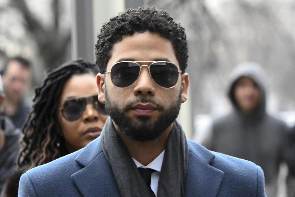 Jussie Smollett Issues Statement After Felony Criminal Charges Dropped