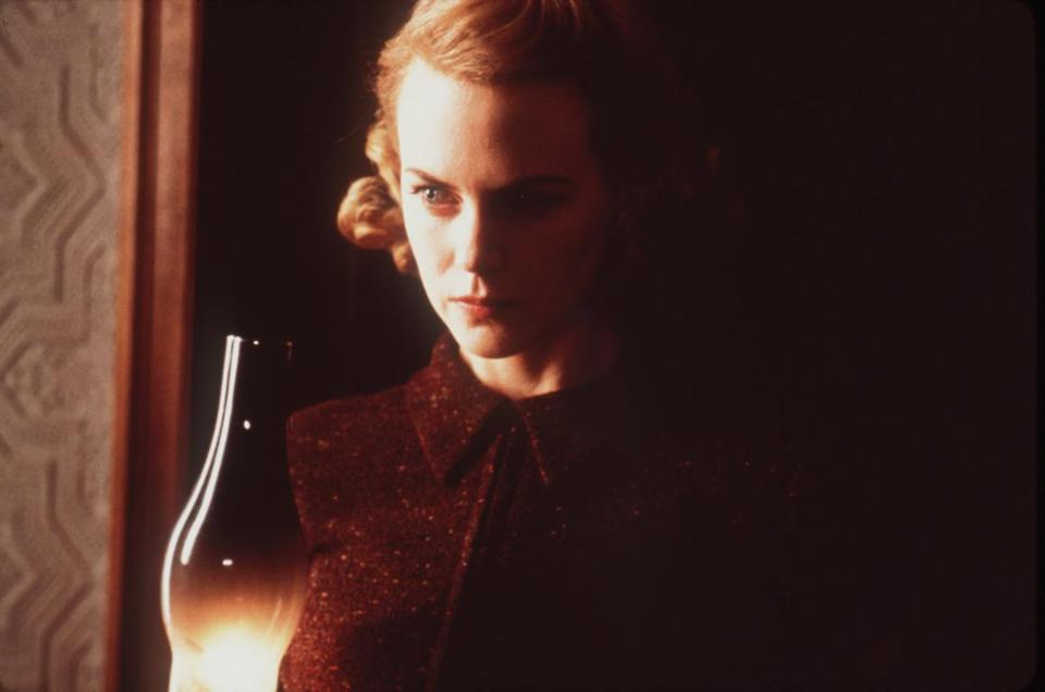 Color Advance -- The Others. Nicole Kidman Library Tag 08052001 MOVIES Library Tag 06232004 Television