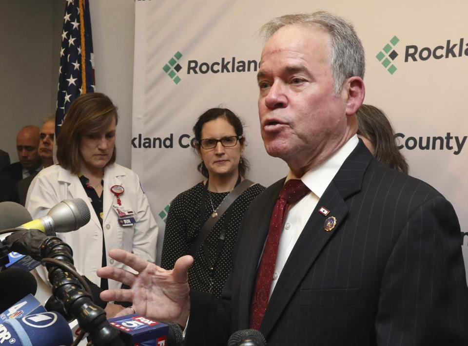 State of emergency over measles outbreak goes into effect in Rockland NY