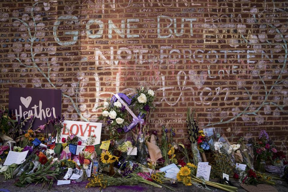 Man pleads guilty to hate crimes in Charlottesville car attack