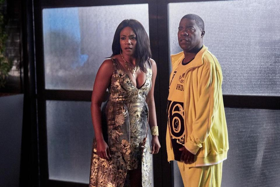 "Tiffany Haddish and Tracy Morgan in ""The Last O.G."""