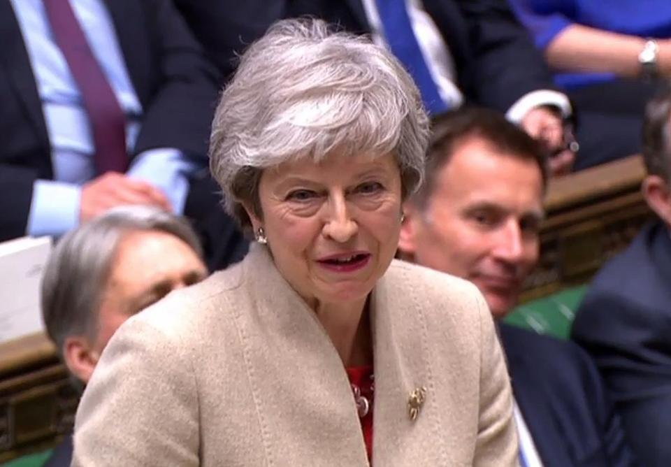 What Next: Defeat of May's deal means new Brexit precipice