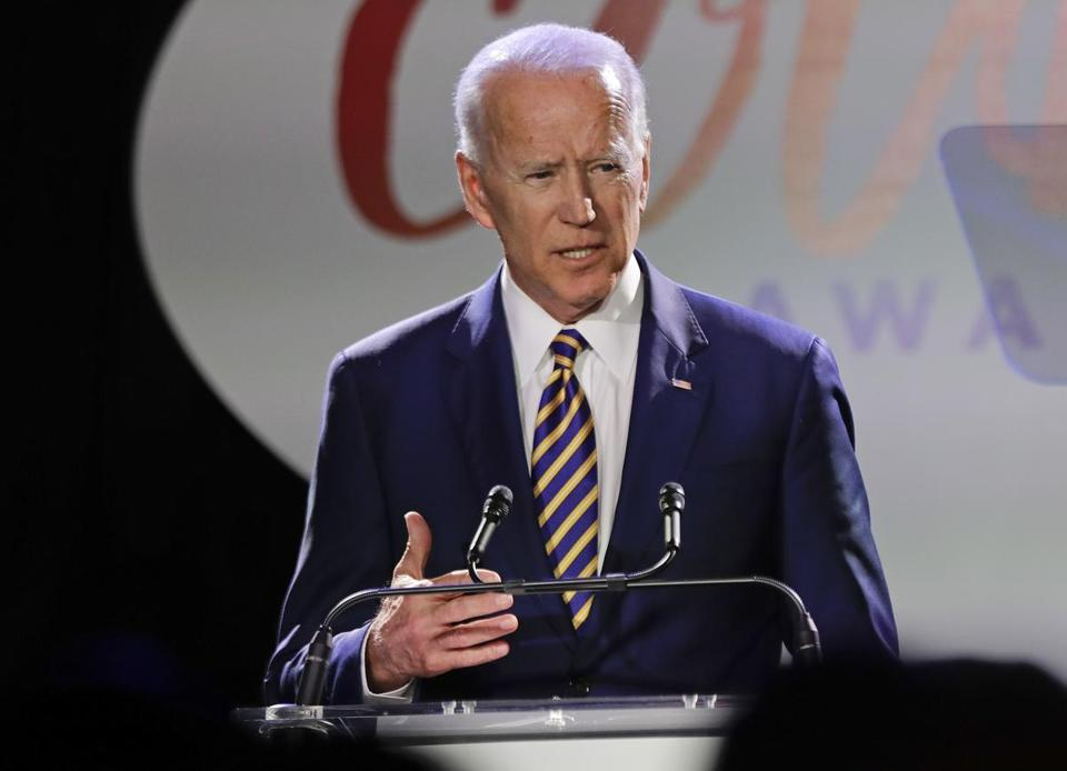 A spokesman for Joe Biden says the former vice president did not recall what Lucy Flores described.