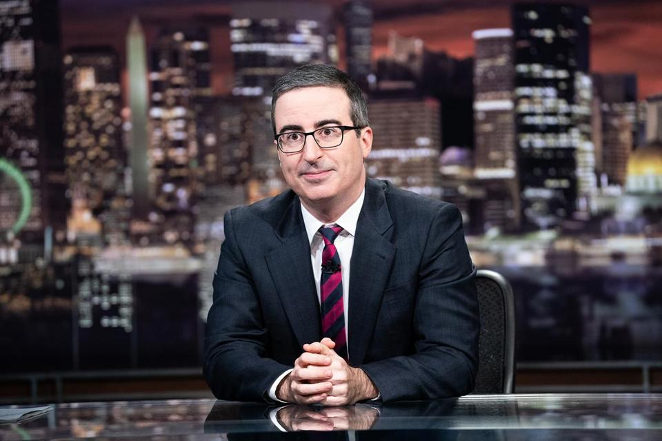 WWE's Statement on John Oliver's Segment on 'Last Week Tonight'