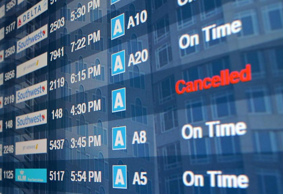 Aerodata Computer Glitch Causes Flight Delays For Several Airlines