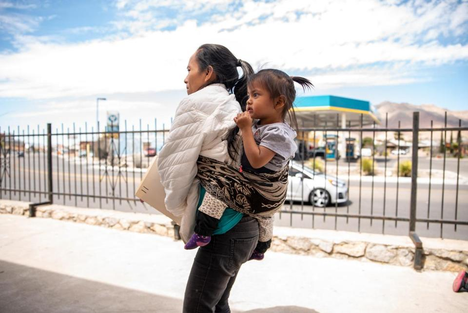 USA struggling with growing number of asylum seekers