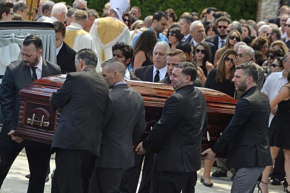 Father of slain jogger Karina Vetrano: 'A weight has been lifted'