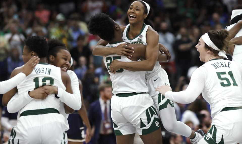 NCAA women's championship: Heroic Jackson lifts Baylor over Notre Dame