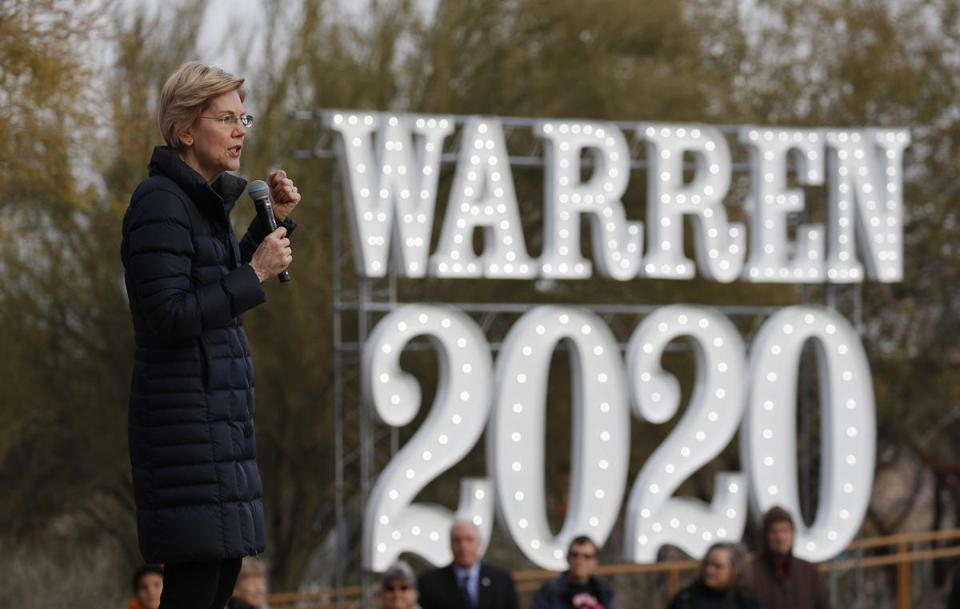 Warren Releases 2018 Tax Return, Reveals $900K In Income