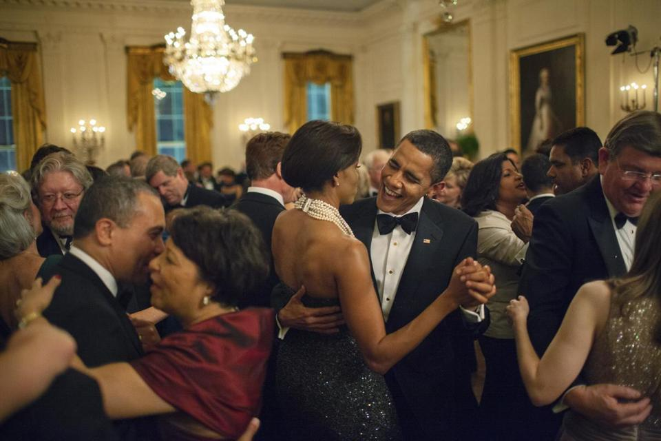 POTUS /FLOTUS Governors dinner
