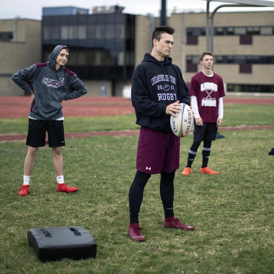 Chelmsford rugby captain Clay Casaletto said he was determined to make the team a reality.