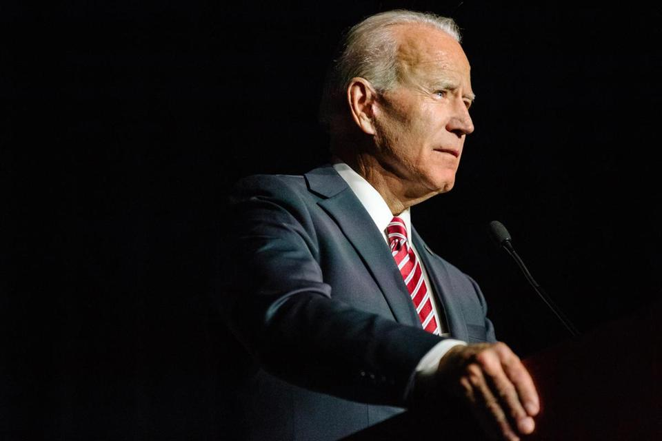 Joe Biden formally enters Democratic field for 2020 presidential race