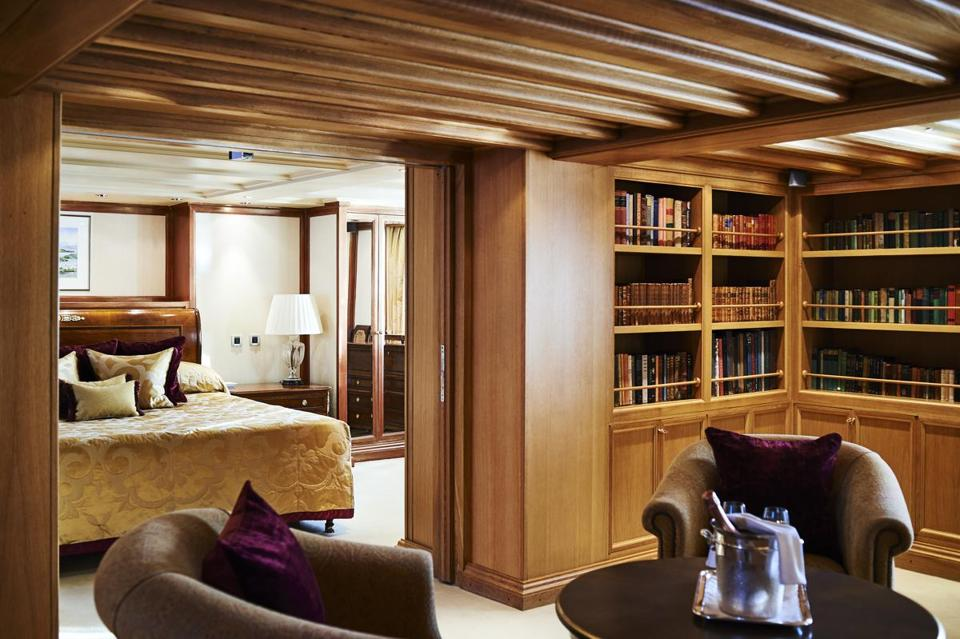 14namesyacht - The Onassis suite aboard the Christina O. (Stef Bravin)
