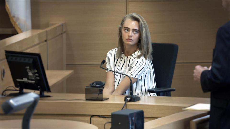 Michelle Carter was convicted by a judge of involuntary manslaugher in 2017. A two-part HBO documentary sketches a complex picture of Carter and her relationship with her boyfriend, Conrad Roy III, who commited suicide.
