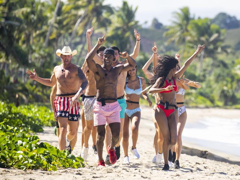 "Fiji is host to the participants of ""Love Island,"" scheduled to air weeknights until Aug. 7."