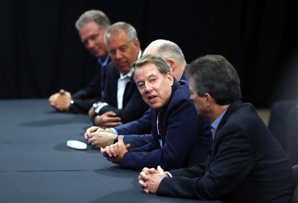Ford Motor Co. Executive Chairman Bill Ford opened contract talks with the United Auto Workers Monday in Dearborn, Mich.