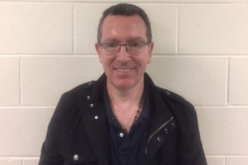 Eric Joseph, 51, of Short Hills, N.J., was arrested Saturday. New Hampshire State Police say he was observed traveling 142 miles per hour on a stretch of Interstate 95 in Greenland, N.H., where the speed limit is 65 m.p.h.