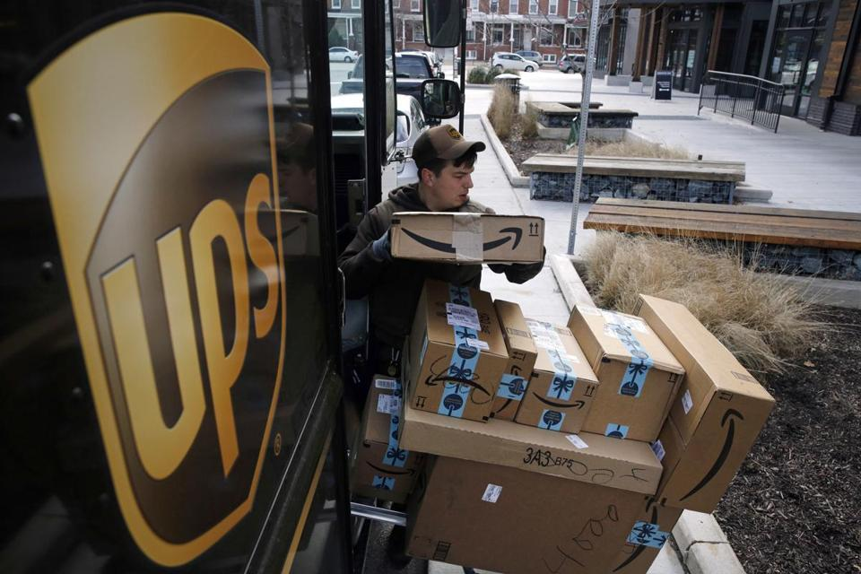 The order would empower the US Postal Service to increase inspections of small packages that arrive in the country by air.