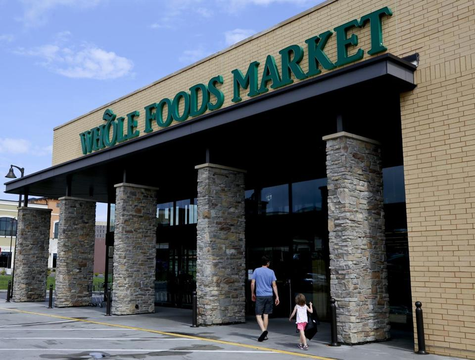 A Whole Foods Market in Upper Saint Clair, Pa.