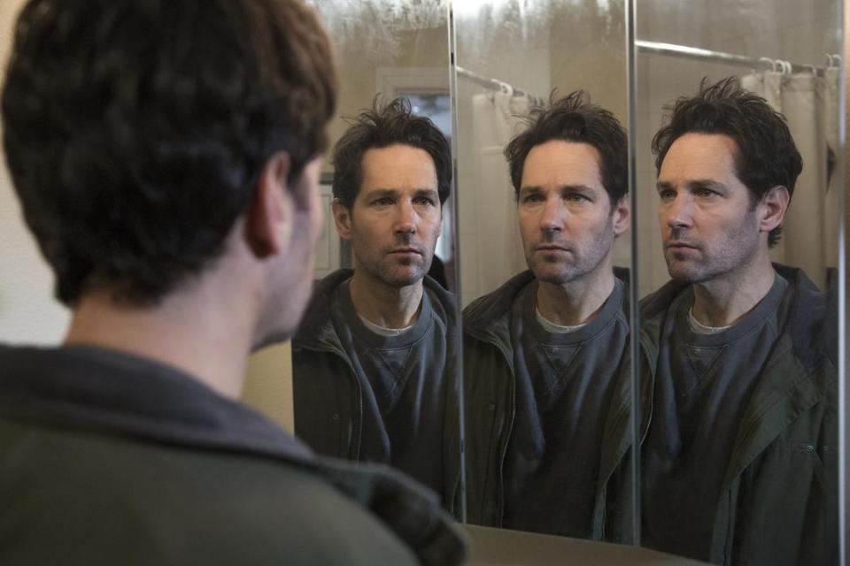 Paul Rudd in Living With Yourself