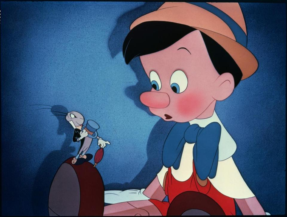 """Pinocchio"" is among many classic films that will be available on the streaming service Disney+."
