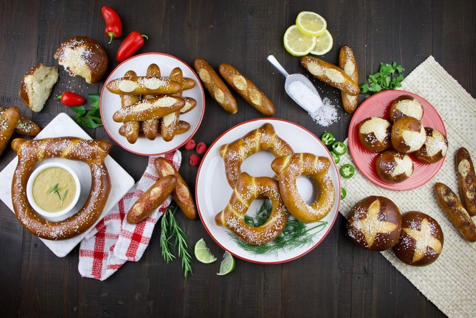 Eastern Standard Provisions, a pretzel company, is one of 79 companies to earn a coveted spot on Oprah Winfrey's list of favorite things.