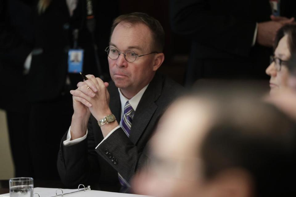 House Democrats have subpoenaed acting White House Chief of Staff Mick Mulvaney in their impeachment probe.