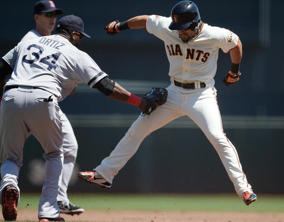 Andres Torres was a valuable player for the Giants, especially in 2009-10, when he hit .269 with 22 home runs and 86 RBIs over 214 games.