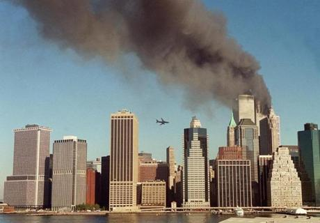planes crash into world trade center (Kelly Guenther/The New York Times) finaledit 1