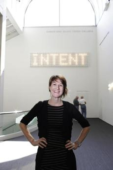 "MFA // ""I would call the Linde Family Wing a potential gateway,"" says Jen Mergel, the museum's senior curator of contemporary art. ""Somebody might come in and say, 'I'm much more curious about contemporary art, and I may want to spend a day at the ICA.' If that happened, I would feel that I did my job. Mission accomplished."""