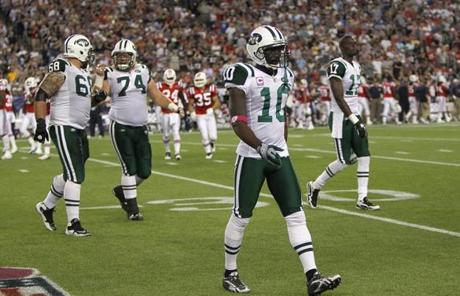 The Jets went home in third place in the AFC East, two games behind Buffalo and New England.