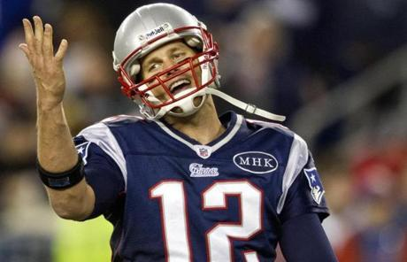 Brady and the Patriots fell to 5-3. It was the first regular-season home loss for Brady in nearly five years.