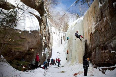 for Travel - 29icefest - One of the best ice climbing