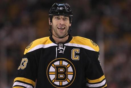 Chara and the Bruins re-energized hockey fans in Boston with their Stanley Cup win in 2011.