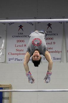 With her schedule, Raisman has little time to see her friends in Needham. ''Everyone makes more of an effort to see me because I don't go to school,