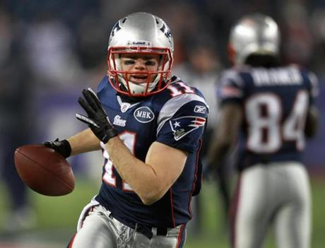 The Giants may target Julian Edelman if the Patriots rely on him in the secondary.