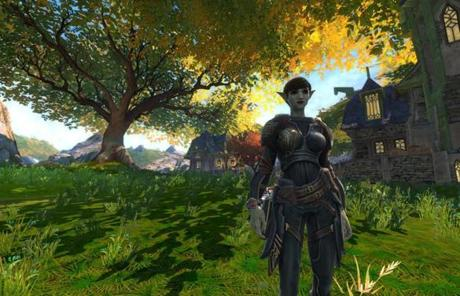 The game's play style  similar to other popular roleplaying games, such as