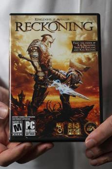 Released in February, the company's first game, Kingdoms of Amalur: Reckoning, sold an estimated 1.14 million units in the first 90 days at $59 per game, which means it could have generated in excess of $60 million in sales.